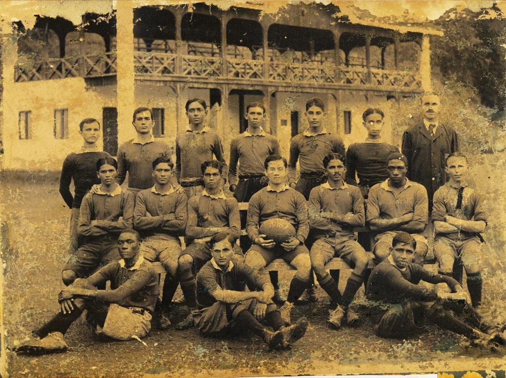 Trinity College Kandy Rugby 1918