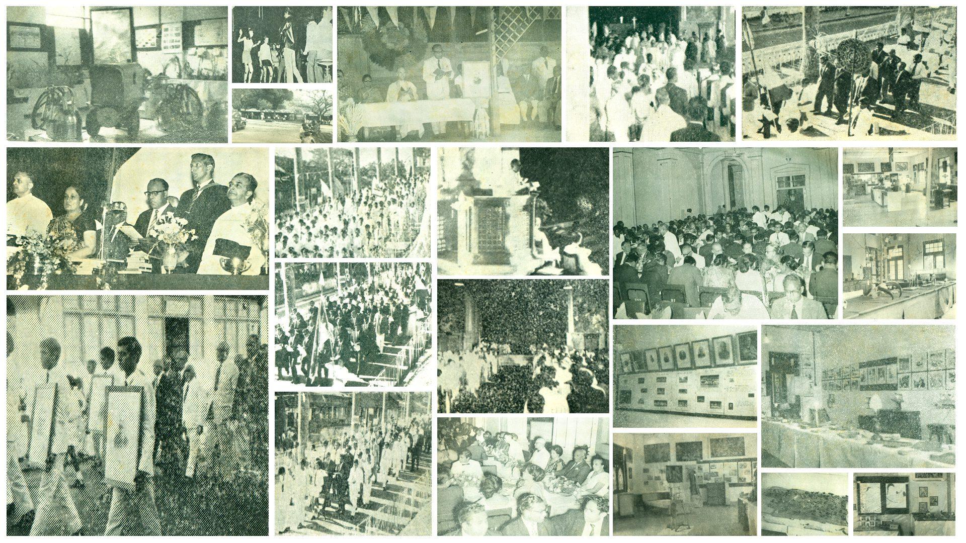 1972 Trinity's Centenary year – a walk down memory lane | Trinity