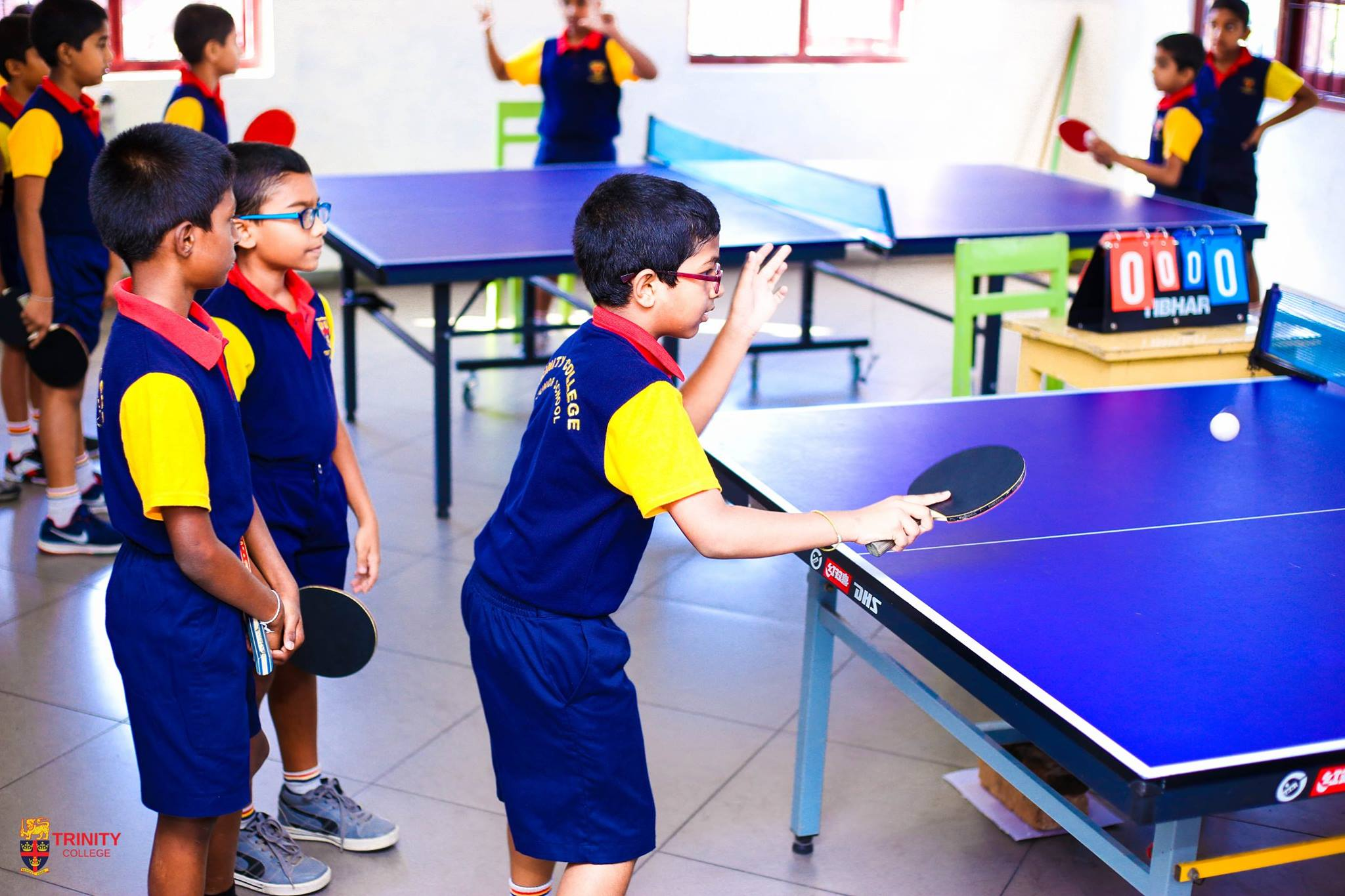 Awe Inspiring Junior School Table Tennis Tournament 2019 Trinity College Home Interior And Landscaping Ologienasavecom
